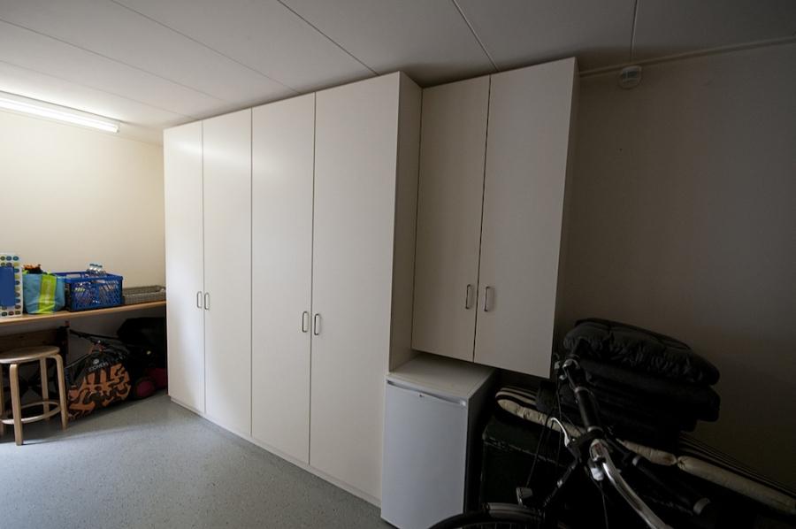 Kastenwand Garage Wispels Bouwservice